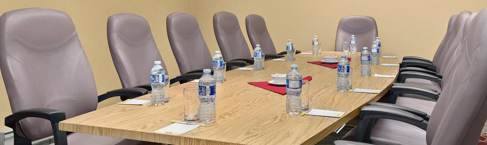 Days Inn Stephenville Boardroom